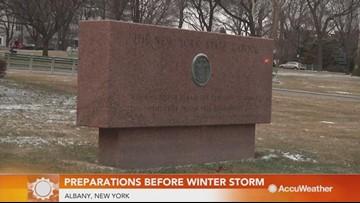 Preparations ramp up ahead of major winter storm