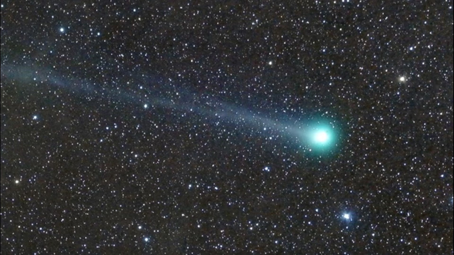 How Halley S Comet Will Spark Tonight S Meteor Shower Wbir Com