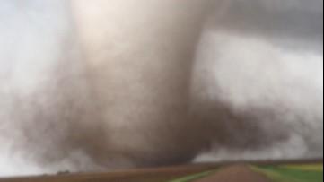 AccuWeather 2020 tornado forecast