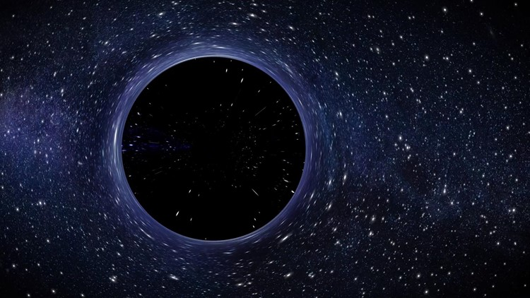 Astronomers Spot Evidence of a Black Hole Wandering Our Galaxy