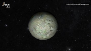 'Trident' Mission May Be Taking a Trip to Neptune's Moon Triton
