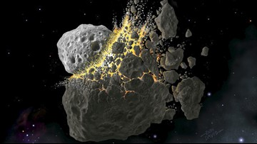 Could an Asteroid Collision Solve the Climate Crisis?