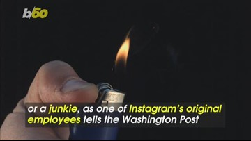 Original Instagram Employee Says the App is Like a Drug