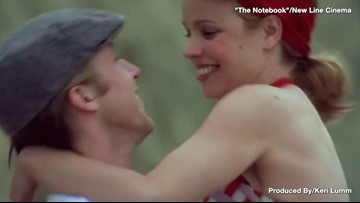 Celebrate  'The Notebook's'  15th Anniversary By Following in Allie and Noah's Romantic  Footsteps