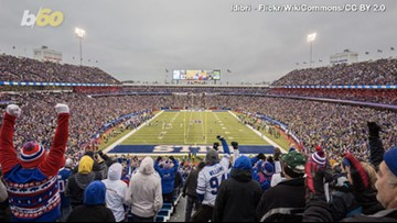 An NFL Team Wants One Couple To Tie The Knot on the Field During Halftime !