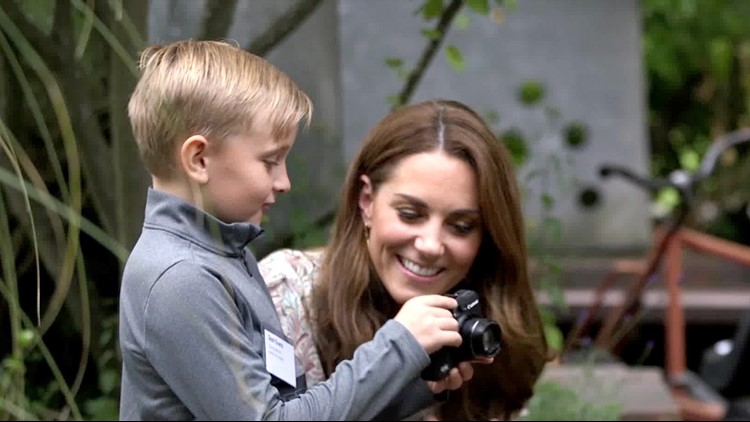 Kate Middleton's Photography is More than Just a Picture