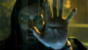 'Morbius' trailer shows Jared Leto transform into vampire antihero