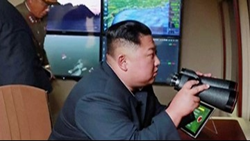 North Korea fires projectiles in 3rd weapons test in 8 days