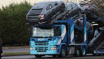 Honda announces closure of UK factory as Brexit approaches