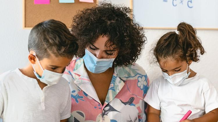 Biden to states: Prioritize vaccinating teachers