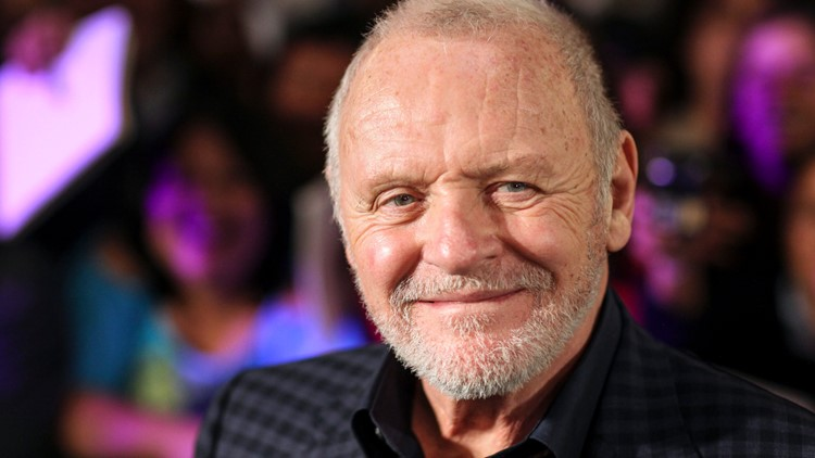 Anthony Hopkins pays tribute to Chadwick Boseman after Oscar upset