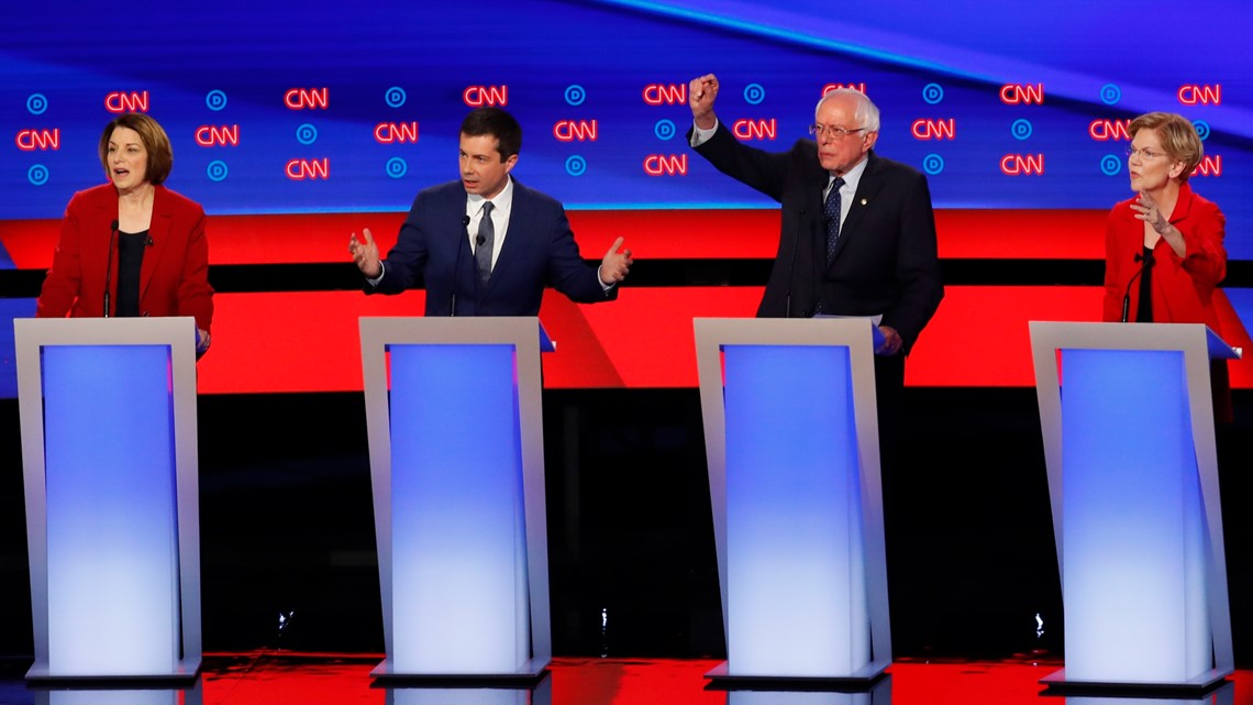 VERIFY: Fact-checking night 1 of the second Democratic debate