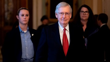 McConnell: Senate will pass measure to block Trump's wall emergency