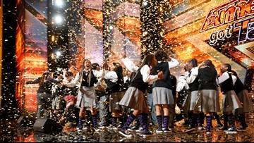 Detroit choir group brings AGT host Terry Crews to tears, earns a golden buzzer