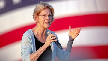 Sen. Warren bill would move border wall funds to fight coronavirus