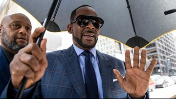 R. Kelly loses civil case in default judgement after failing to appear in court