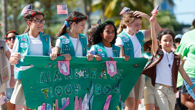 Girls Scouts move cookie sales online amid coronavirus social distancing