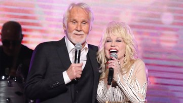 """""""Fly high, straight to the arms of God"""" Dolly Parton speaks on death of Kenny Rogers"""