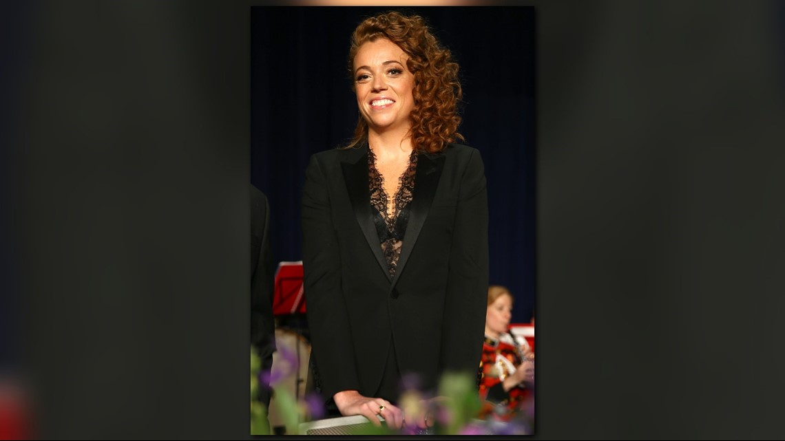 Comedians back Michelle Wolf in Trump feud