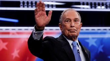 Bloomberg struggles to respond to politics of #MeToo era