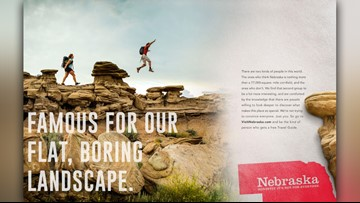 'It's not for everyone': Nebraska's new tourism campaign is brutally honest