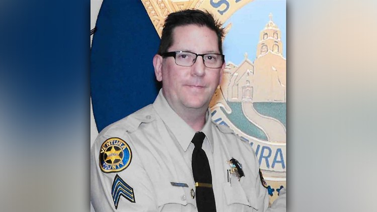 Ventura County Sheriff's Sergeant Ron Helus was killed when he confronted a gunman at a Southern California bar late Wednesday.