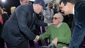 'There will never be another Stan Lee:' Celebrities react to legendary comic book icon's death