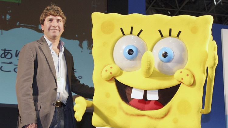 SpongeBob' creator Stephen Hillenburg dead at 57 - CBS News