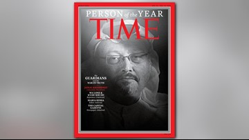 TIME Person of the Year: Killed and imprisoned journalists