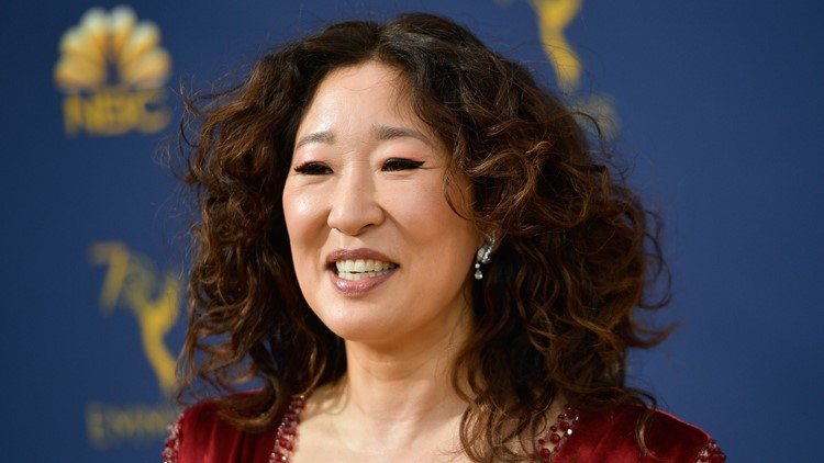Sandra Oh Golden Globes Preview