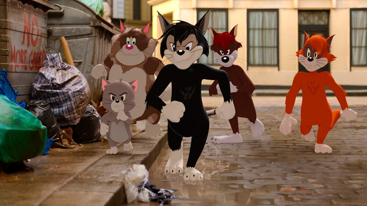 'Tom & Jerry' gives box office some life with $13.7M opening