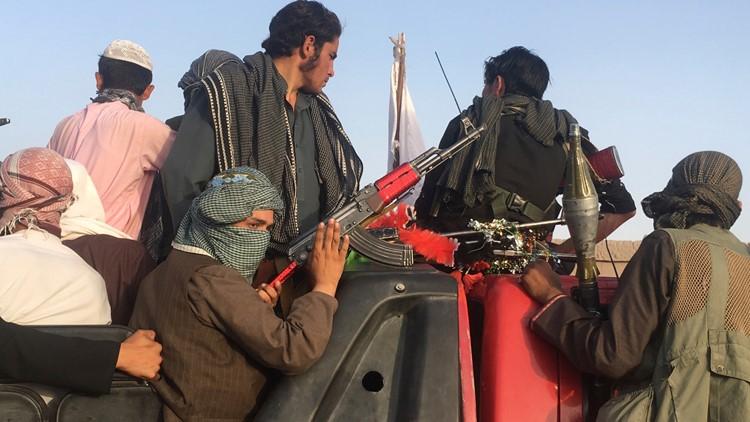 Afghanistan Long Road to Peace Taliban AP