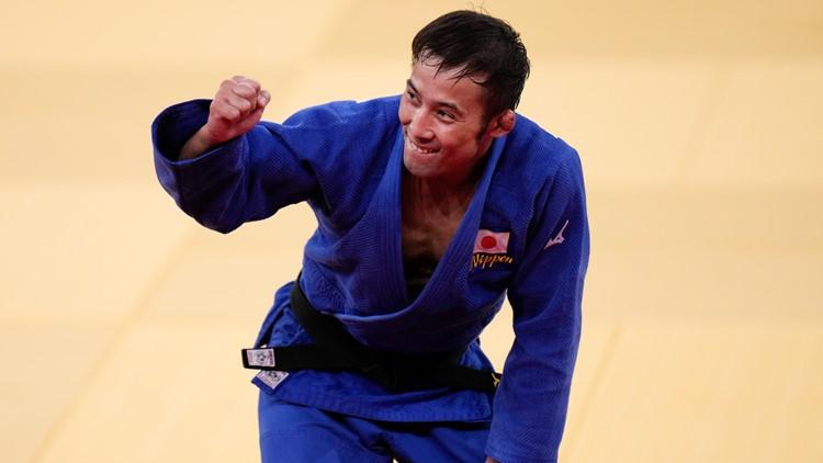 Naohisa Takato claims Japan's 1st Tokyo gold with judo win