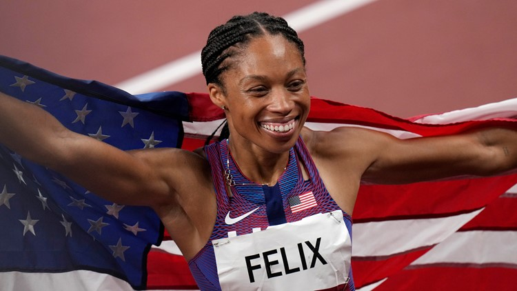 Tokyo Rewind, Aug. 6: Felix makes history with medal No. 10