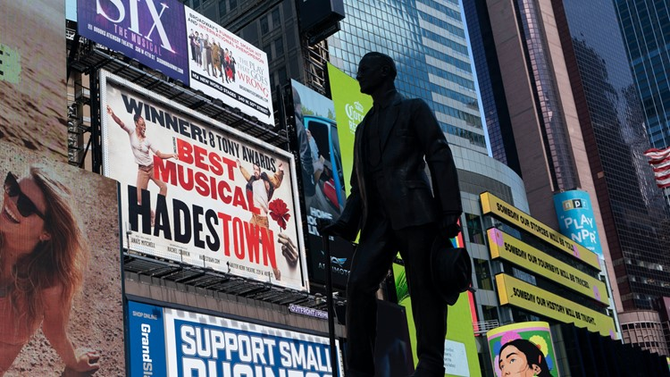 EXPLAINER: Why Broadway is waiting until fall to reopen