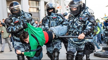 Russian media agency complains YouTube facilitates protests