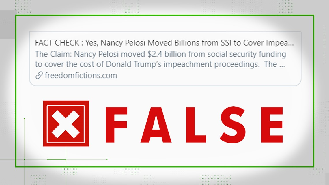 VERIFY: Identifying a phony fact-check