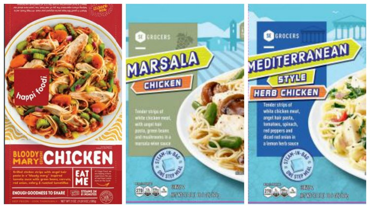 Feb. 10, 2019 chicken recall