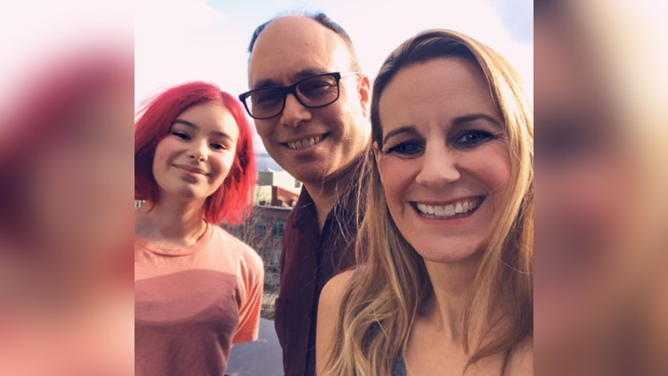 Alice, Aaron Long, and Jessica Share