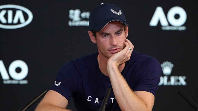 andy murray retirement