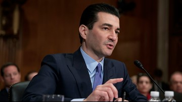 FDA chief Scott Gottlieb steps down after nearly 2 years