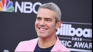 Andy Cohen reveals first official photos of his son