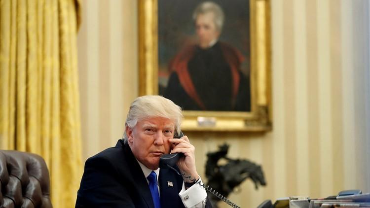 US Presidents Racist Gestures