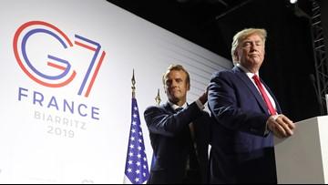 Trump scraps plan to hold G-7 Summit at his Miami golf resort amid intense criticism