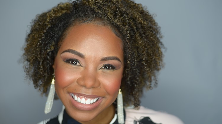 Daily Blast Live host says yes to natural hair, takes on industry standards
