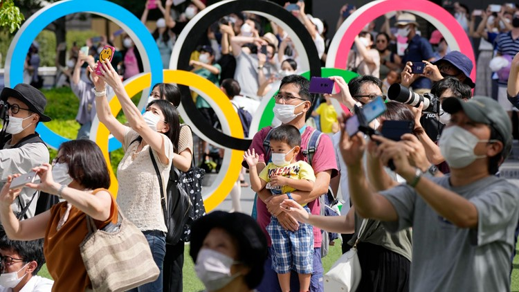 How to watch Tokyo Paralympics Opening Ceremony