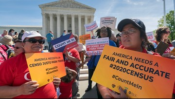Judge blocks government lawyers from quitting census fight, drawing Trump tweet