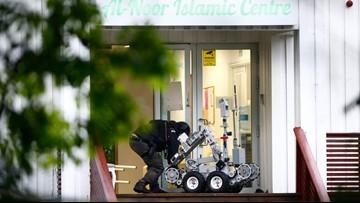 Alleged Norway mosque gunman is suspect in stepsister's death