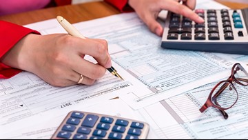 Tuesday is tax return extension deadline