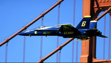 Blue Angels switching to bigger planes in 2021